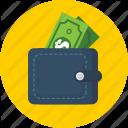 Оплата наличными деньгами